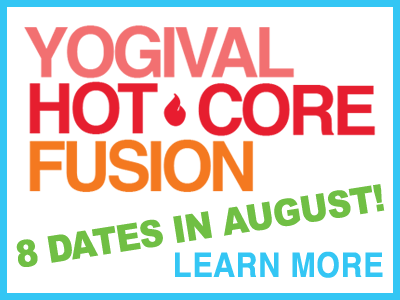 Hot Core Fusion Yoga