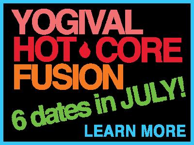 Hot Core Fusion Yoga