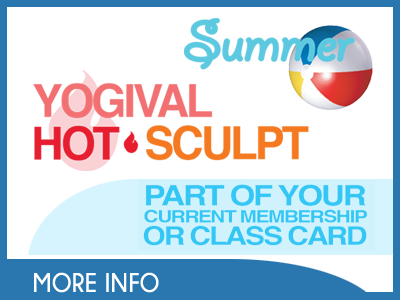 YogiVal - Hot Summer Sculpt